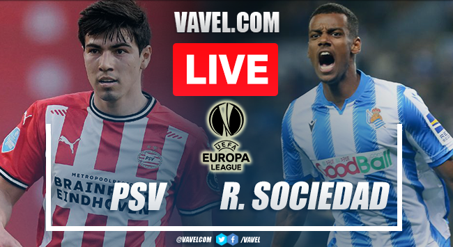 Goals and Highlights: PSV 2-2 Real Sociedad in UEFA Europa League