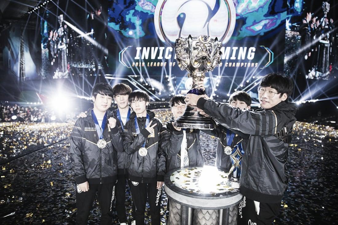 LoL: Invictus Gaming se sagra campeã do Mundial 2018