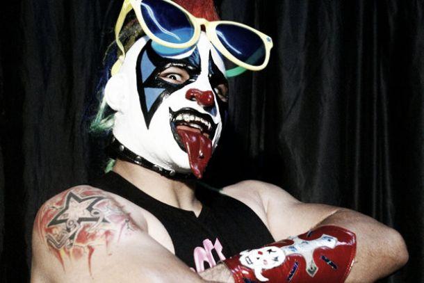 """Psycho Clown: """"Quiero que el Villano sepa que estoy listo"""""""