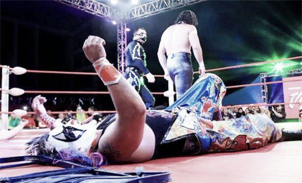 Psycho Clown estará en el Mundial de Lucha Libre