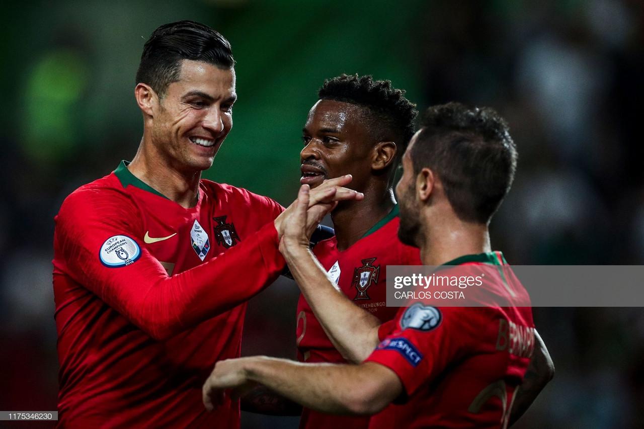 Seleção Nacional vence o Luxemburgo