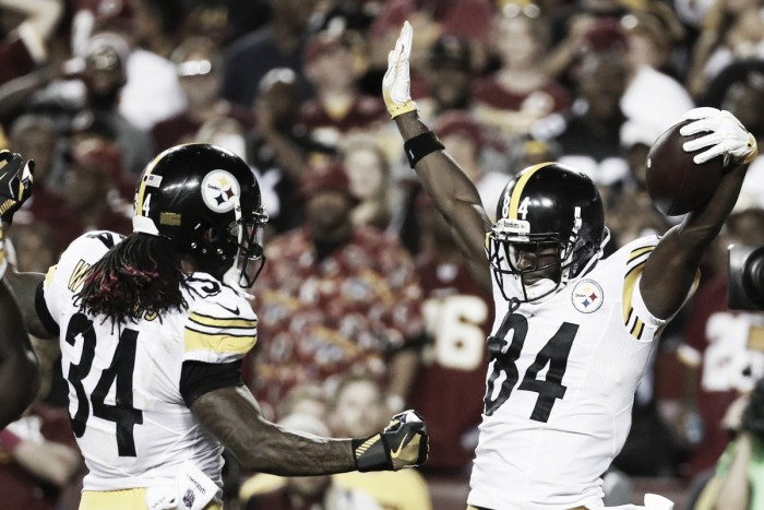 Bartender Fired Over Steelers RB DeAngelo Williams $0.75c Tip