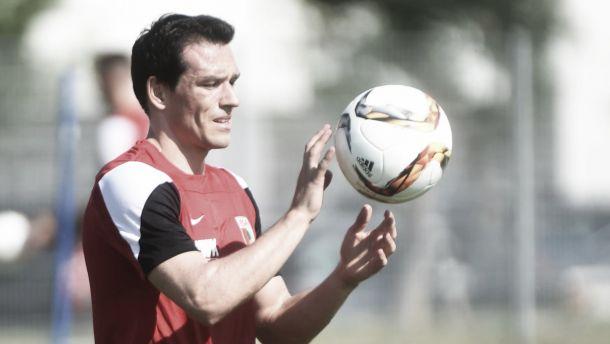 Piotr Trochowski on trial at FC Augsburg