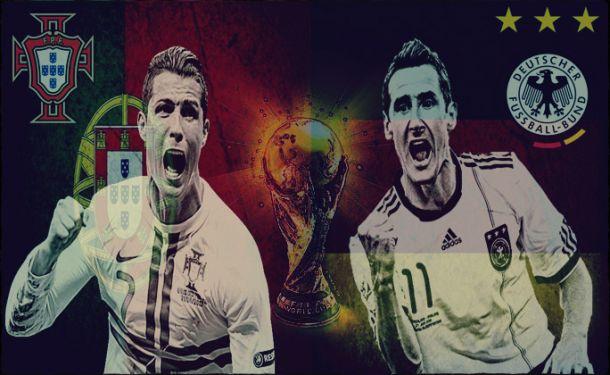 Portugal x Alemanha: começa o sonho do Brasil
