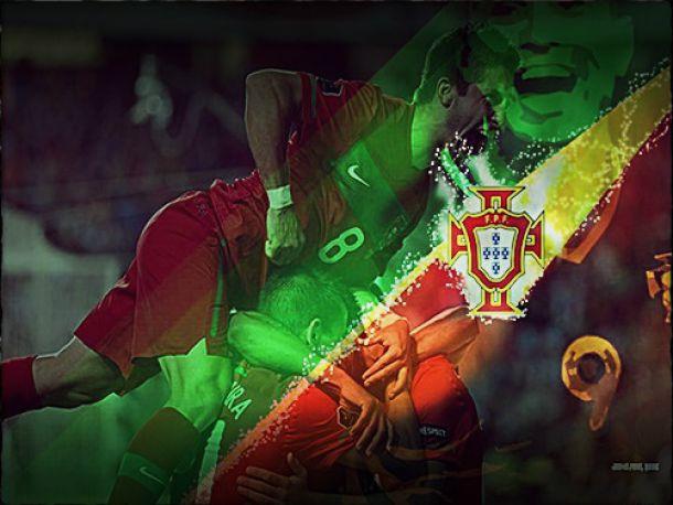 Qual o meio-campo do Portugal actual?