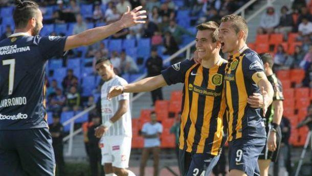 Godoy Cruz 1 - 3 Rosario Central: Puntuaciones del `canaya´