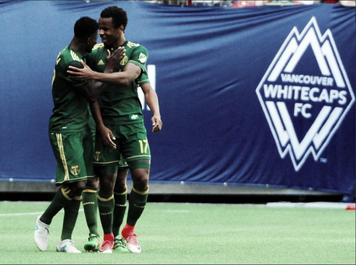 Portland Timbers defeat Cascadia Rivals Vancouver Whitecaps 2-1