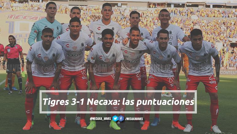 Puntuaciones de Necaxa en la jornada 4 de la Liga MX Apertura 2019
