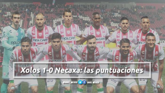 Xolos 1-0 Necaxa: puntuaciones de Necaxa en la jornada 2 de la Liga MX Clausura 2018