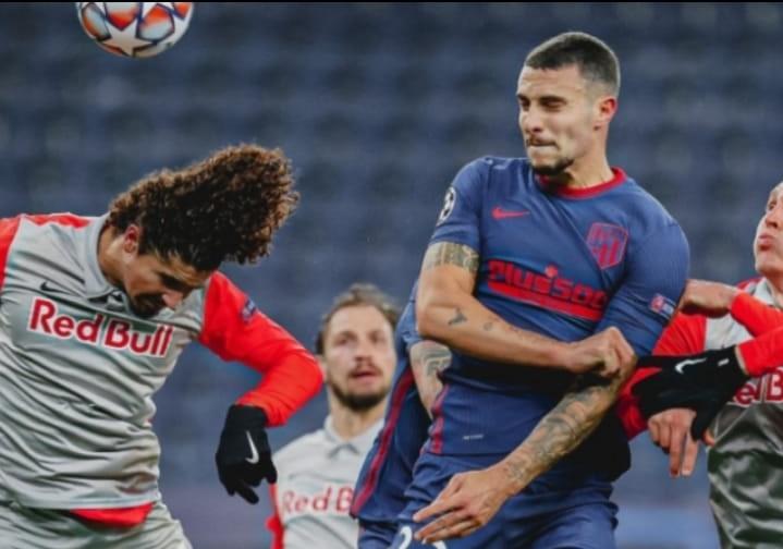 Resumen Red Bull Salzburg vs Atlético de Madrid (0-2) en UEFA Champions League 2020
