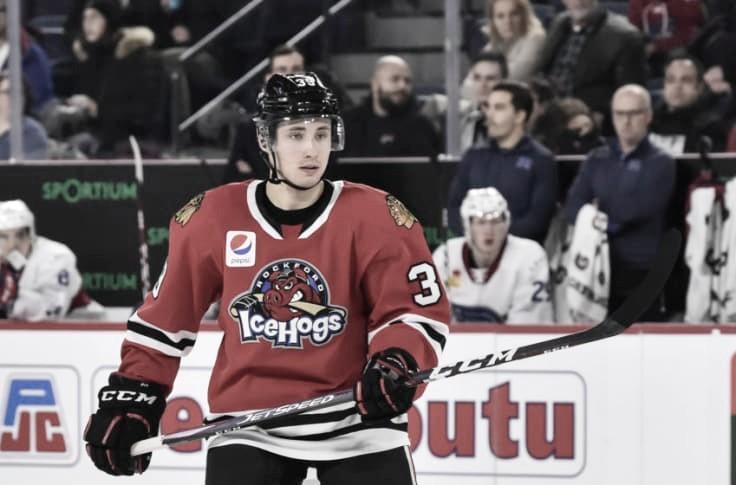 La NHL autoriza la publicidad en los jerseys de juego