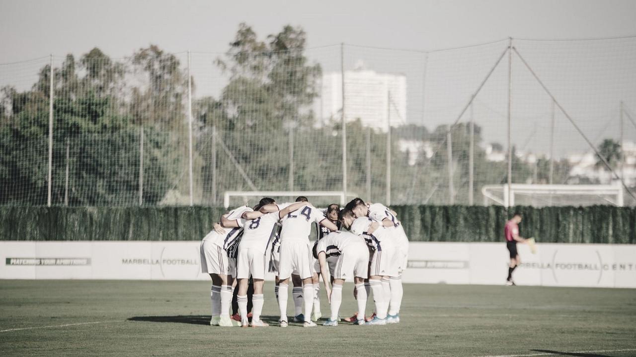 El Real Valladolid se enfrenta a su segundo amistoso de pretemporada