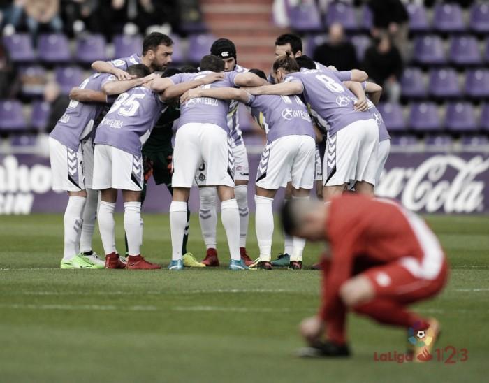 Histórico de enfrentamientos entre el Real Valladolid y el CD Tenerife
