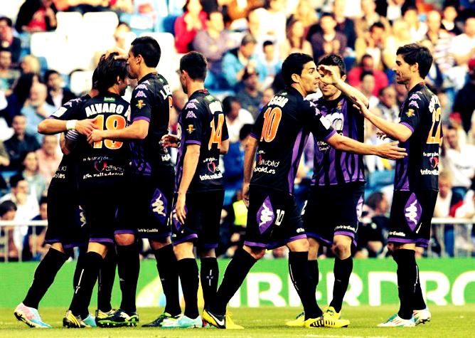 Real Madrid - Real Valladolid: puntuaciones del Real Valladolid, jornada 34