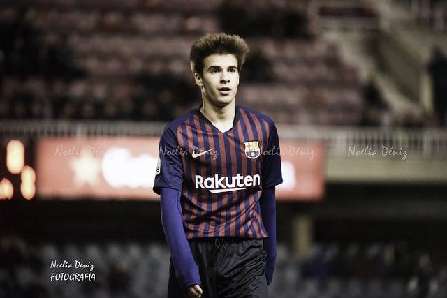 "Riqui Puig: ""Es el debut soñado"""