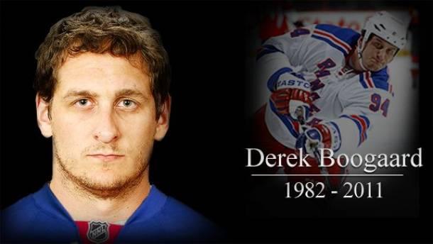 Derek Boogaard: historia de un enforcer (II)