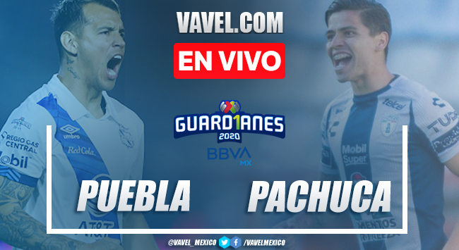 Gol y resumen del Puebla 0-1 Pachuca en Liga MX 2020