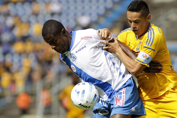 Tigres rescata un empate ante la Franja