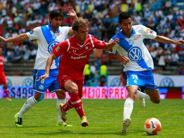 Puebla - Toluca, Romano a recuperar la confianza de la Franja