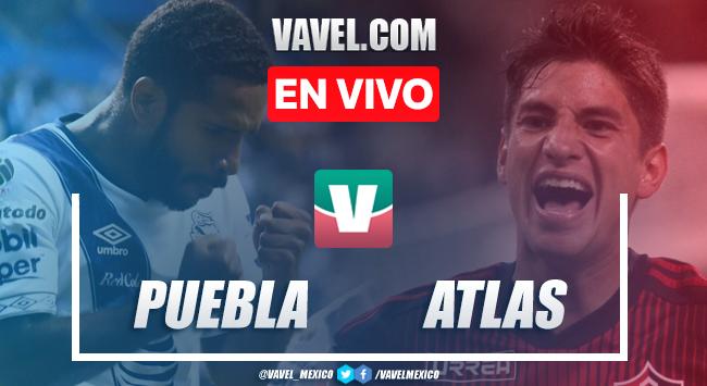 Puebla vs Atlas en vivo cómo ver transmisión TV online en Liga MX 2019 (0-0)