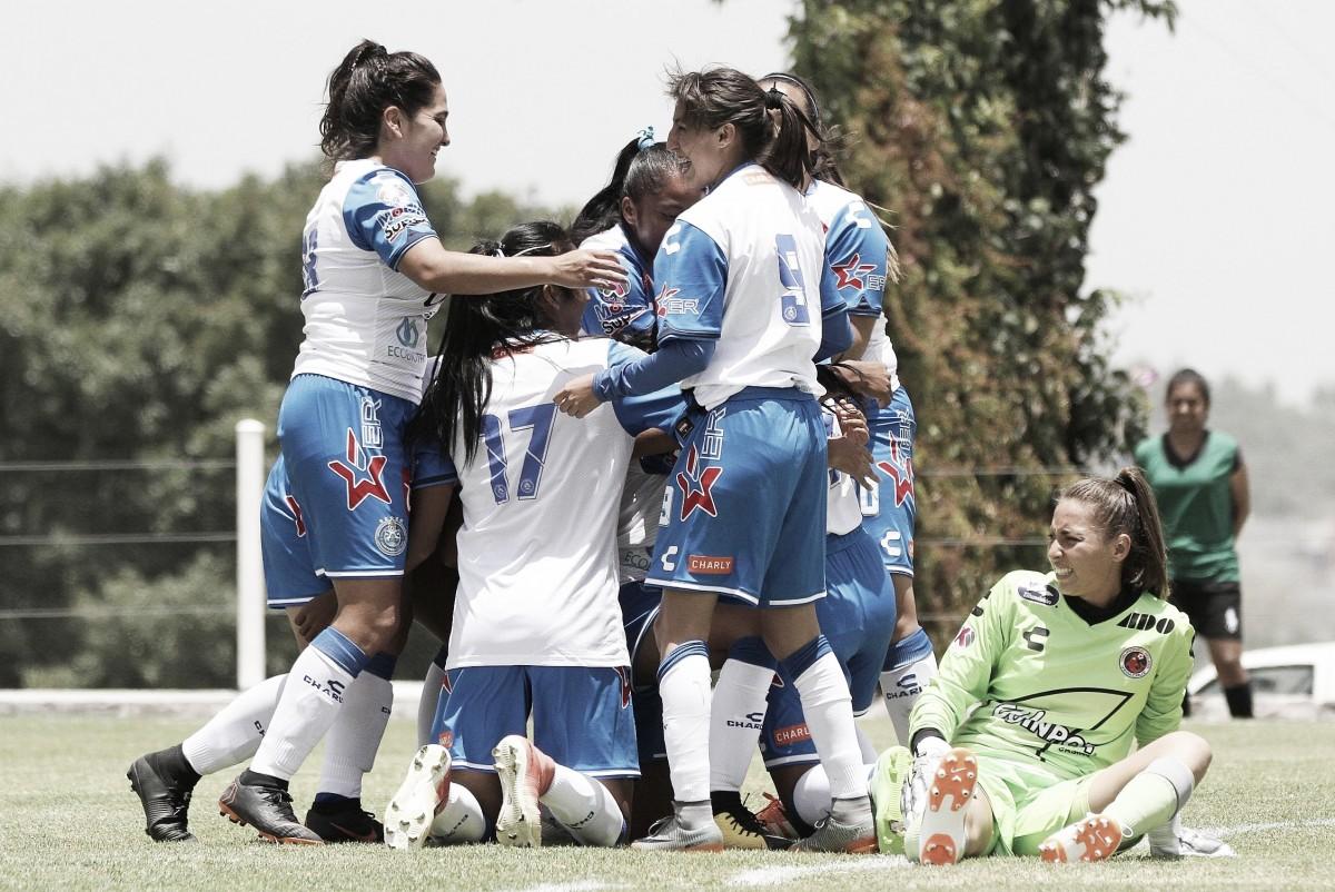 Histórico debut de la Franja en la Liga MX Femenil