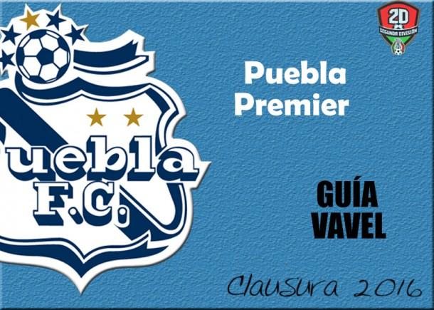 Segunda División Premier: Puebla Premier