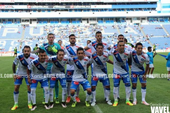 La afición se aleja del Puebla