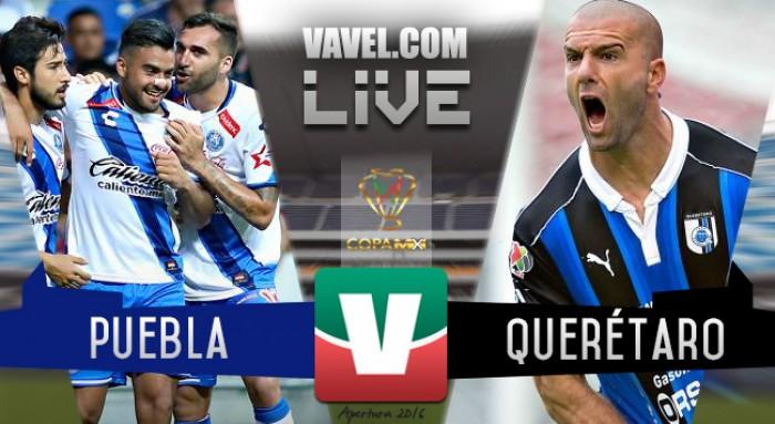 Puebla y Querétaro cierran la fase de grupos con empate