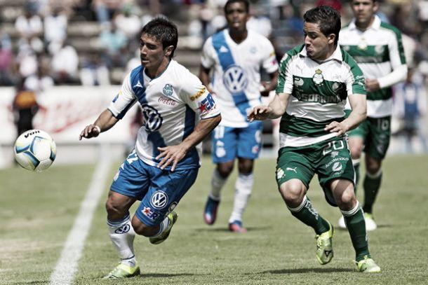 Desde 2012, Puebla no prueba derrota ante Santos Laguna