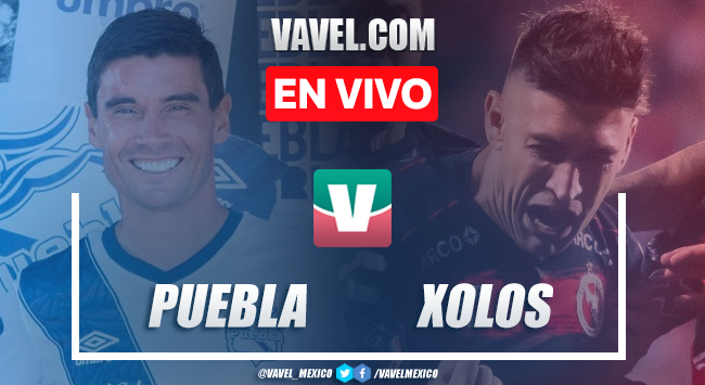 Resumen y goles: Puebla 1-3 Xolos Tijuana en Apertura 2019