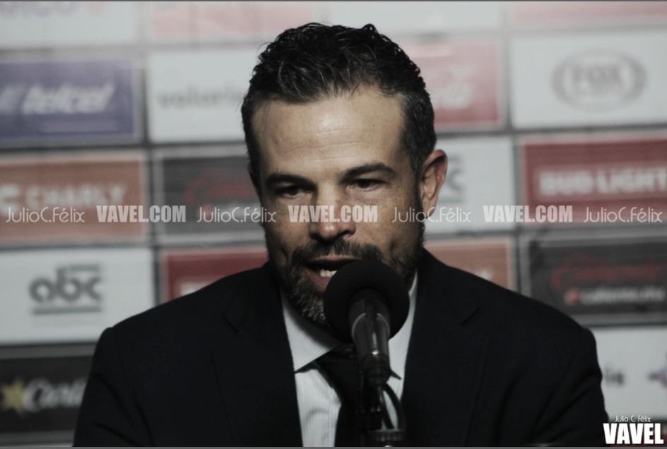 """Rafa Puente: """"Aspiramos a estar en la fase final del torneo"""""""