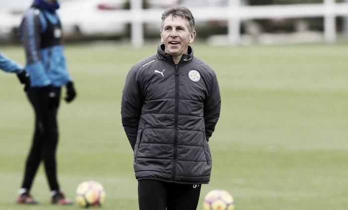 """Claude Puel: """"Debemos jugar con una buena ambición ante Chelsea"""""""
