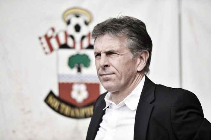 First Premier League game taught Claude Puel a lot