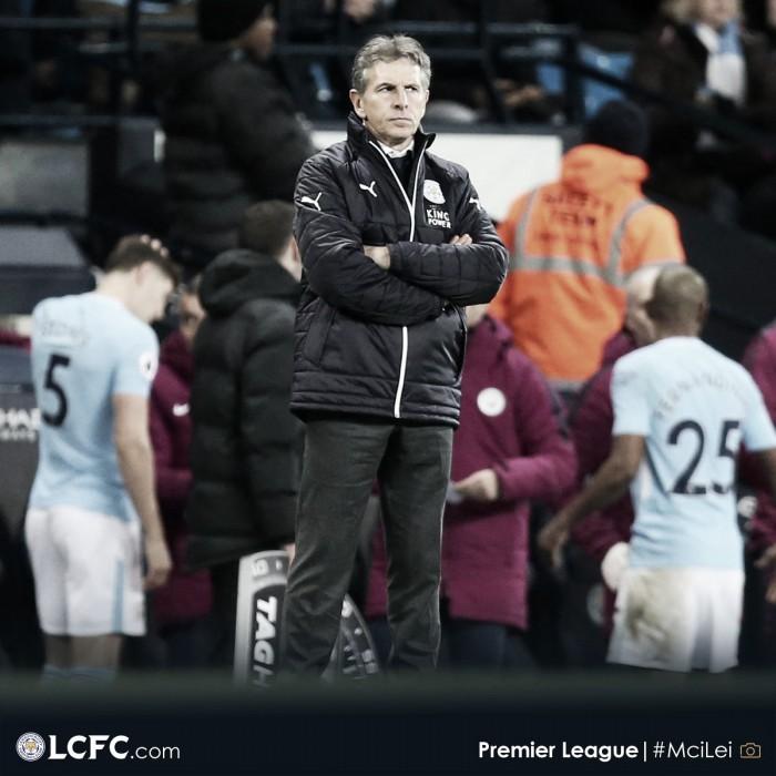 """Claude Puel: """"Fue un partido muy duro para nosotros"""""""