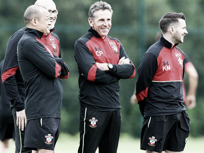 Puel excited to work with Saints academy