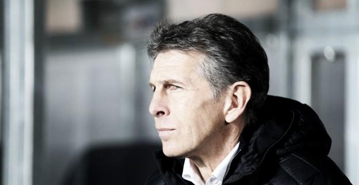 """Claude Puel: """"Es importante mantener la calma"""""""