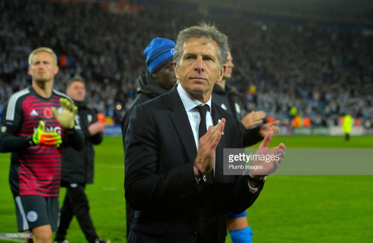 Proud Puel praises 'professional' Leicester following emotional Burnley clash