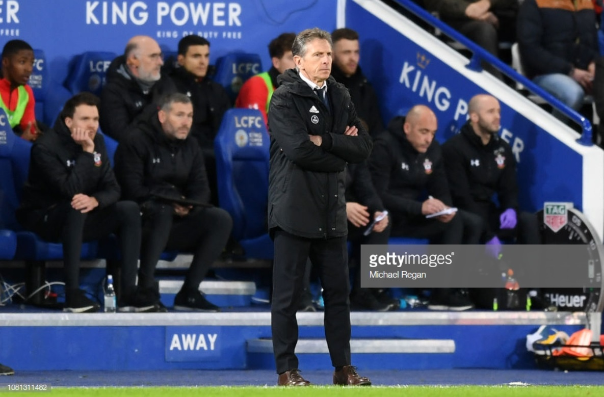 Leicester City boss Claude Puel says boos are not his 'concern'