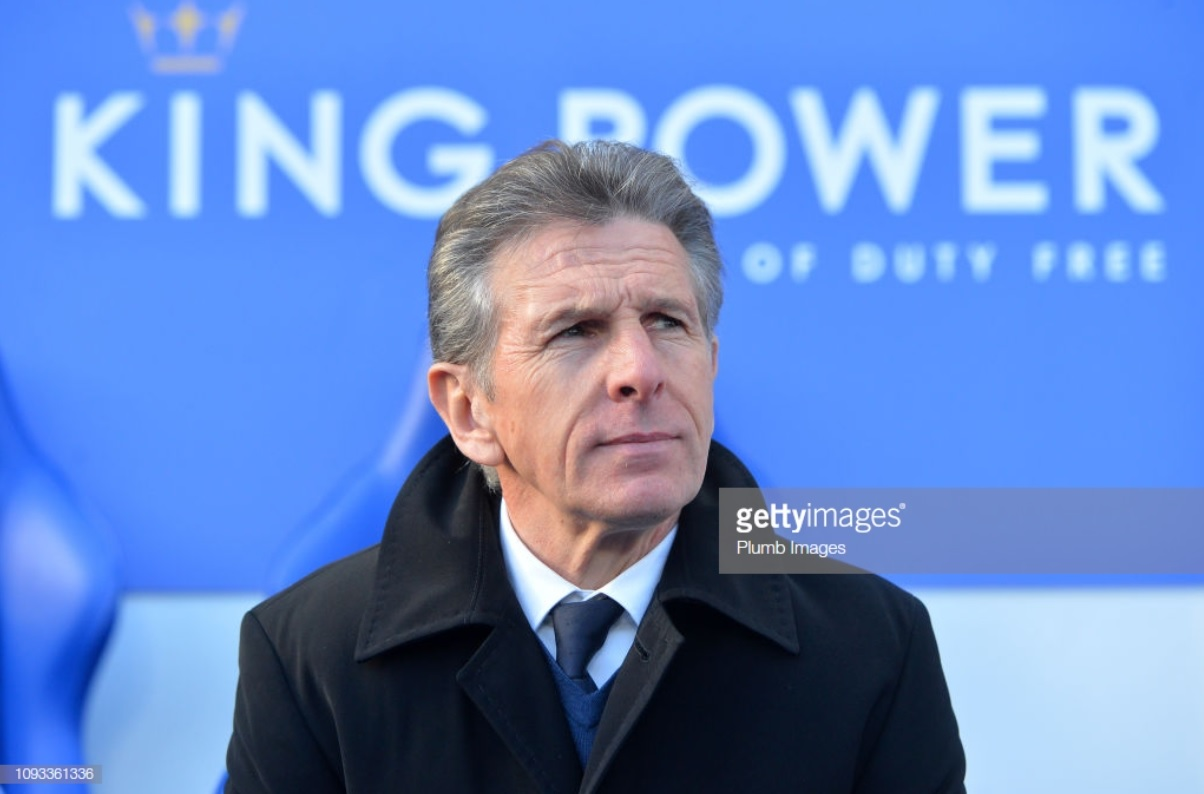 Claude Puel states his team 'didn't take responsibility' after they slumped to a 1-0 defeat