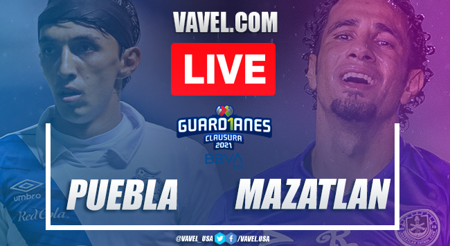 Puebla vs Mazatlan FC: LIVE Stream Online and Liga MX Results (0-0)