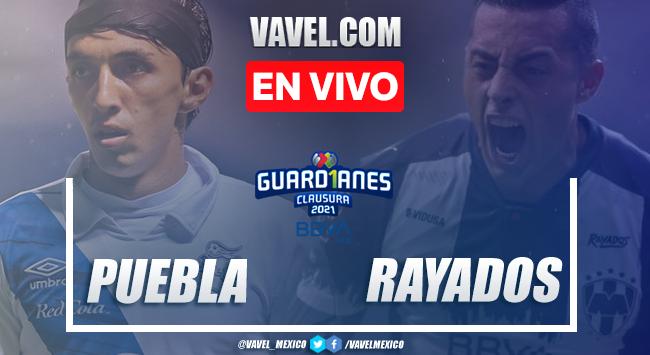 Goles y Resumen del Puebla 0-0 RayadosJornada 4 del Guard1anes 2021