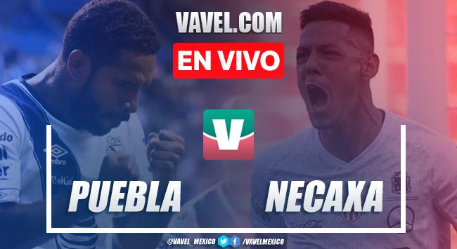 Resumen y goles: Puebla 3-0 Necaxa, Liga MX 2019