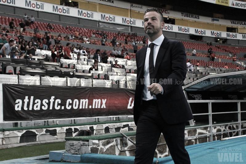 """Rafael Puente: """"Podremos recuperar a nuestros lesionados, al regresar a la actividad"""""""