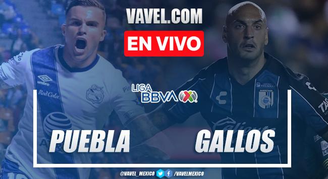 Resumen y video goles Puebla 0-1 Querétaro en Liga MX 2020
