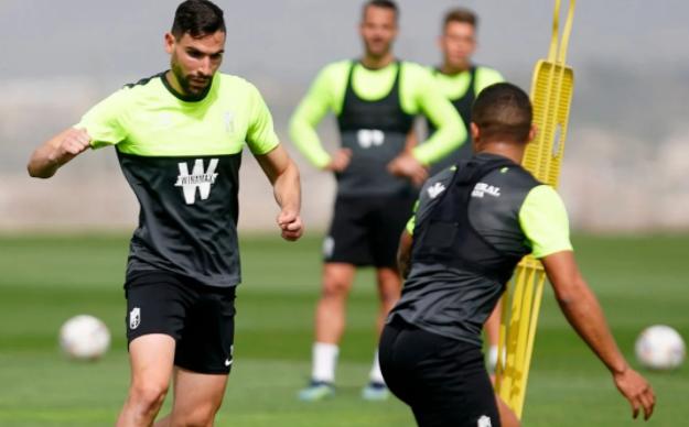 El Granada CF sigue su preparación para recibir al Villarreal