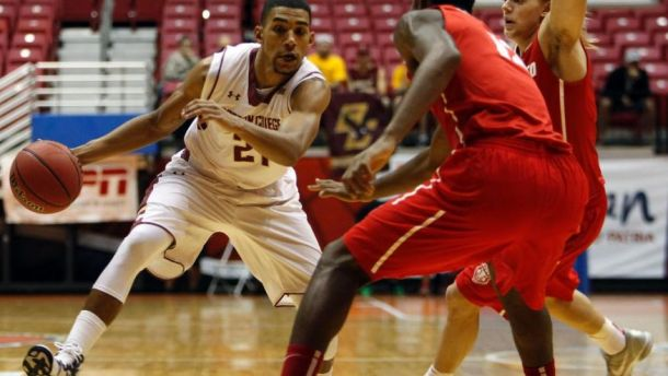 Olivier Hanlan Leads Boston College To Four-Point Win Over New Mexico
