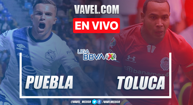 Resumen y goles: Puebla 2-0 Toluca en Liga MX 2020