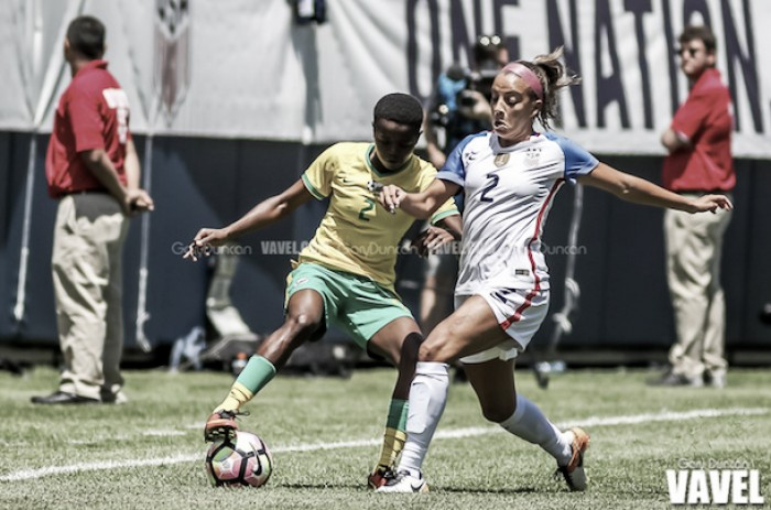 Mallory Pugh offered by Paris St. Germain