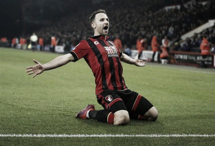 Premier League - Pugh punisce il Leicester: vince 1-0 il Bournemouth