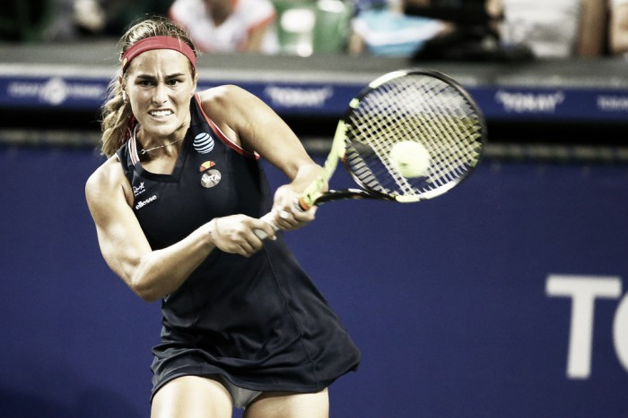 Puig y Osaka, las únicas que pasan de ronda en el WTA de Tokyo